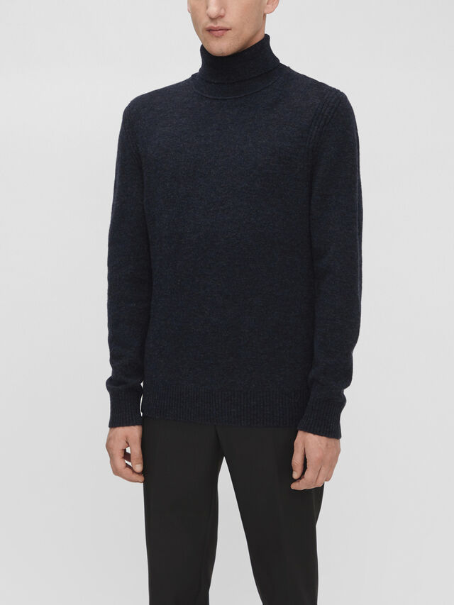 Ivo Turtle Neck Sweatshirt