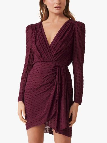 Harper-Dobby-Drape-Mini-Dress-DRZ11493