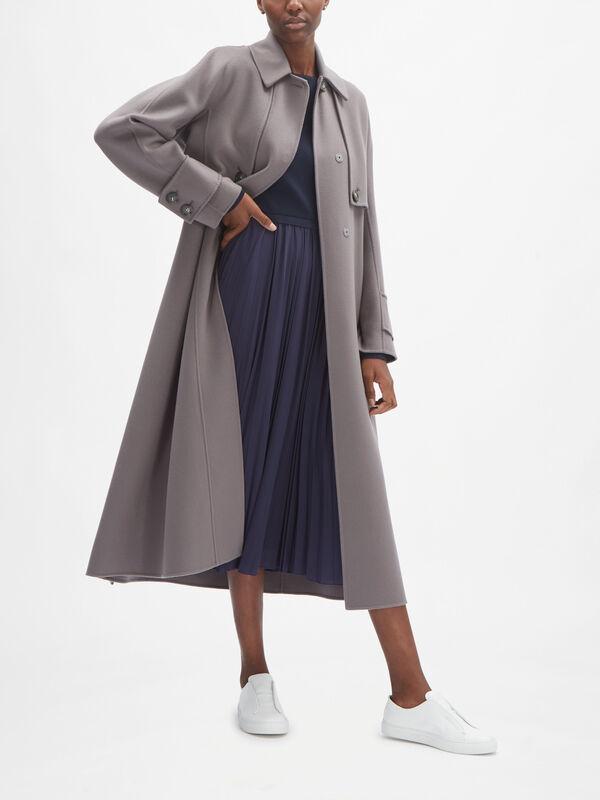 Tapioca Coat