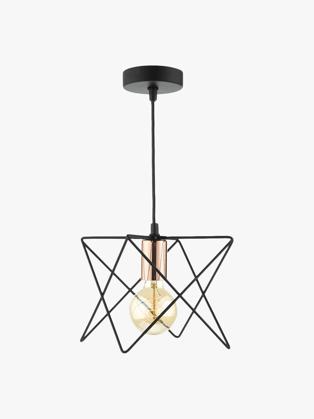 Midi 1 Light Pendant