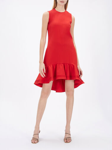 Pin-Tuck-Flounce-Hem-Shift-Dress-0001185974
