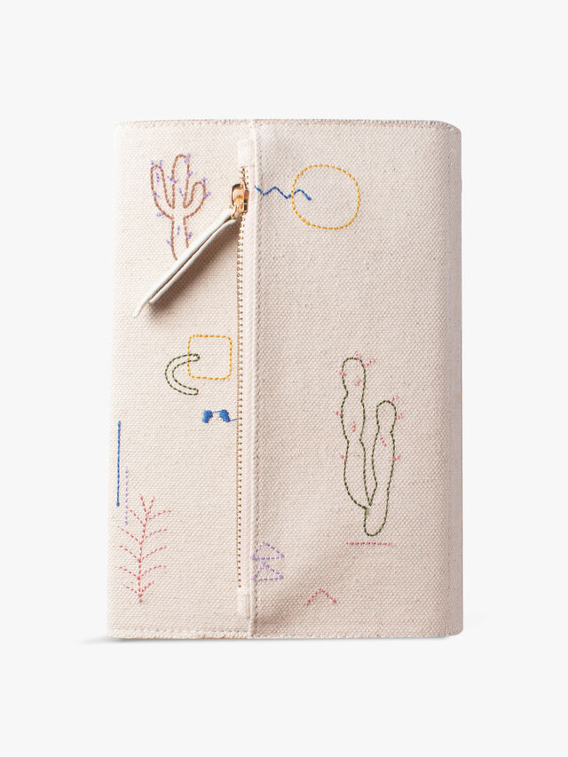 Desert Fabric Journal