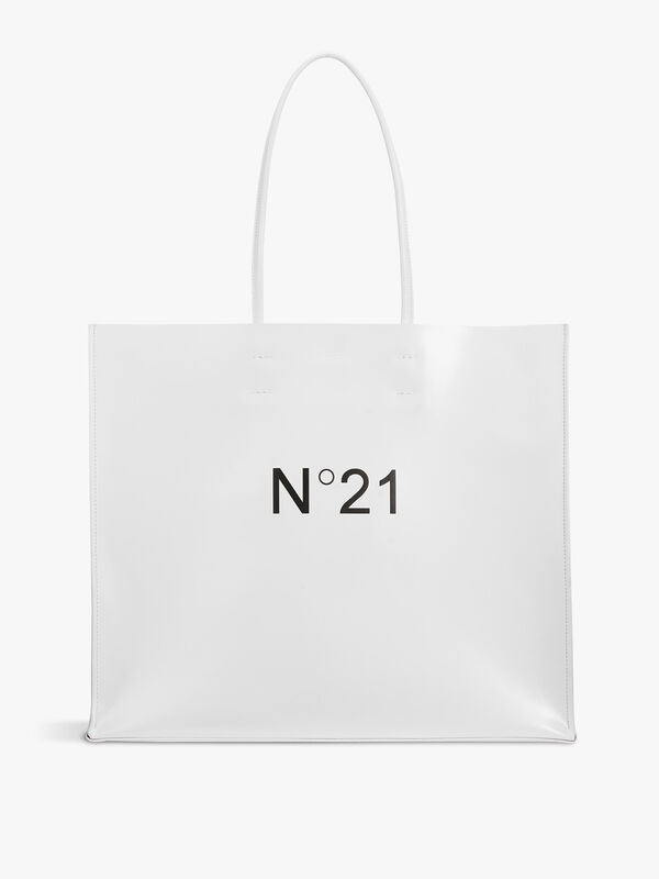 Large Logo Shopper