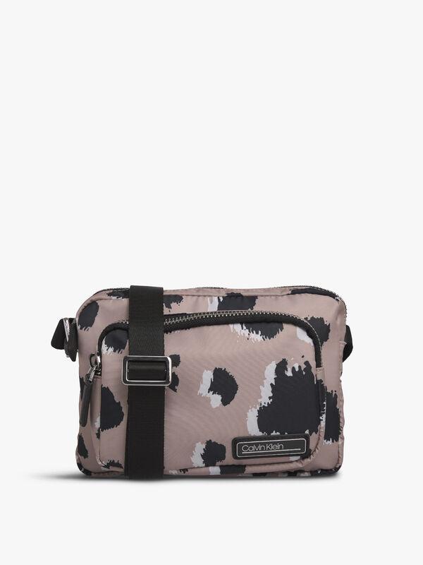 Printed Camera Bag