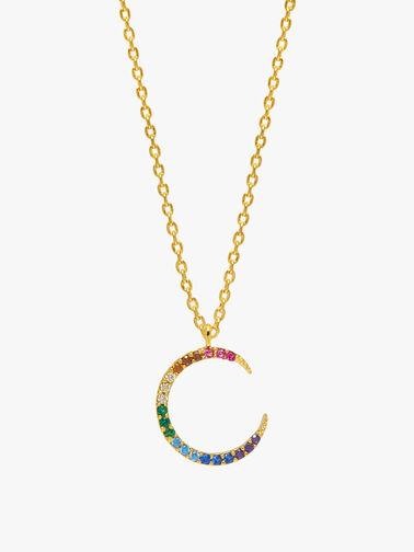 Moon Multi Necklace