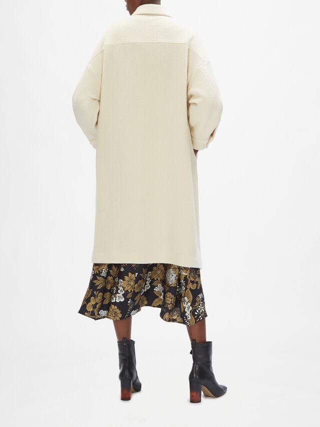Ossidiana Multi Pockets Coat
