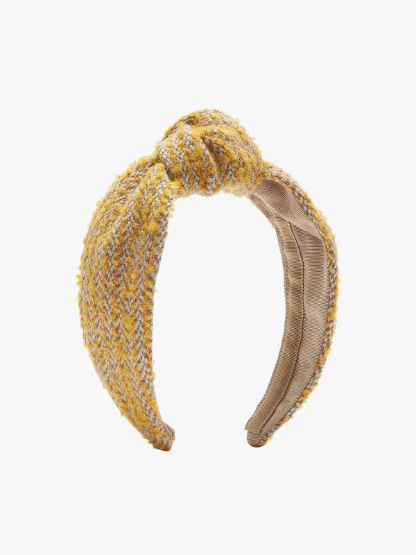 Boucle Centre Turban Headband