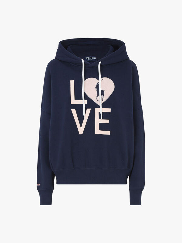 Relaxed Love Hoodie