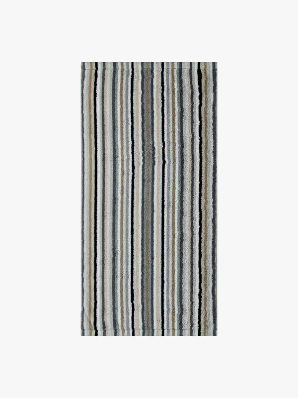 Lifestyle Stripe Guest Towel