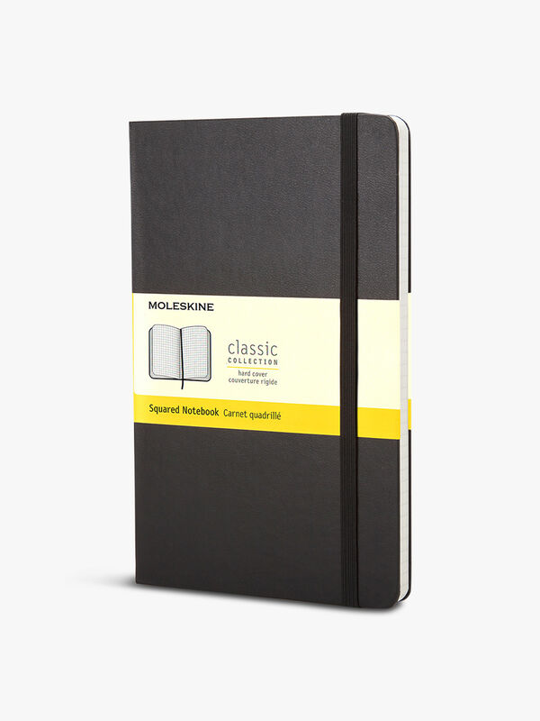 Large Notebook Squared