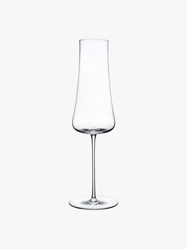 Stem Zero Volcano Champagne Glass Single