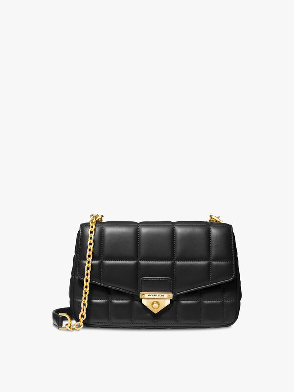 Soho Quilted Large Chain Shoulder