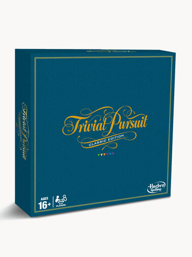 Trivial Pursuit Game Classic Edition