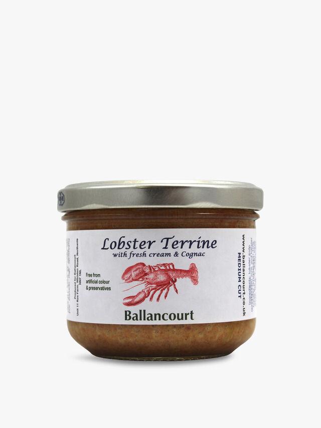 Lobster Terrine and Cognac 180g