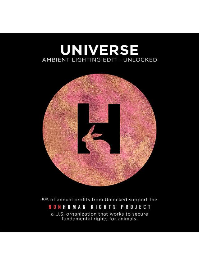 Ambient Lighting Edit Universe Unlocked