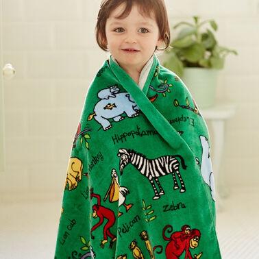 Jungle Towel