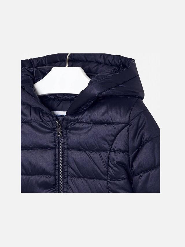 Padded Flare Coat