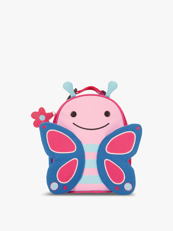 Zoo Lunchie Butterfly Lunch Bag