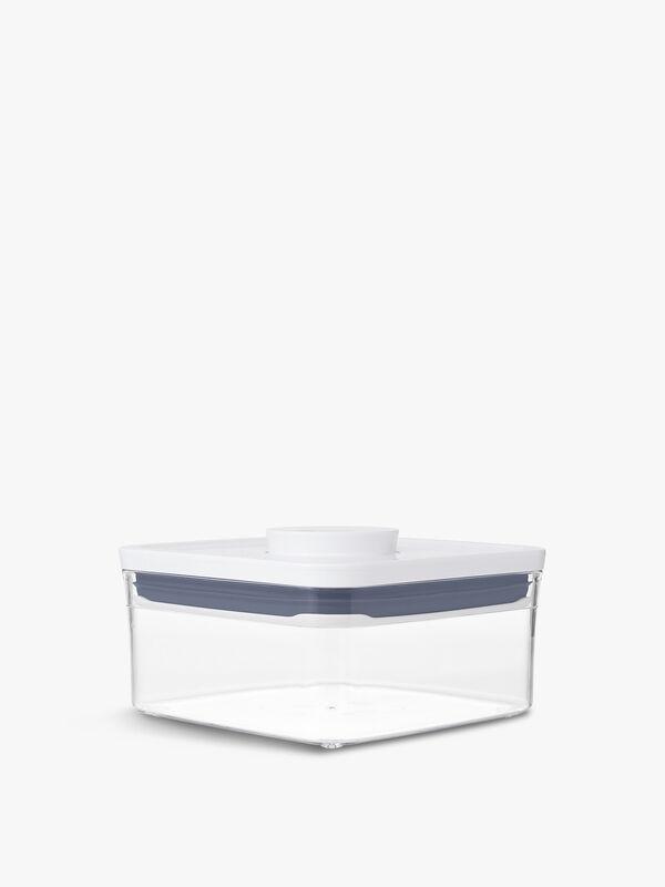 POP Big Square Mini Container 1.1L