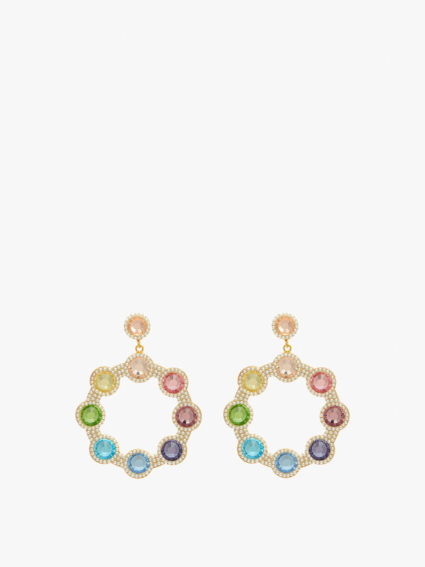 Fashion Bug Blog x Soru Katie Hoop Earrings