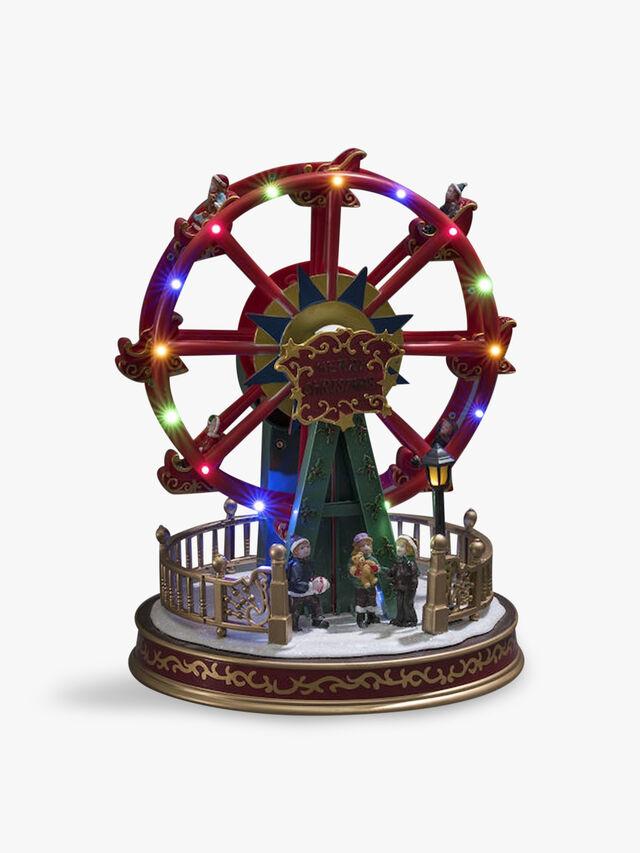 Christmas Moving Ferris Wheel