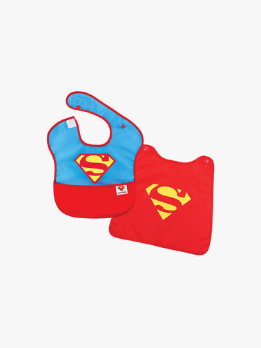 Superman Caped bib