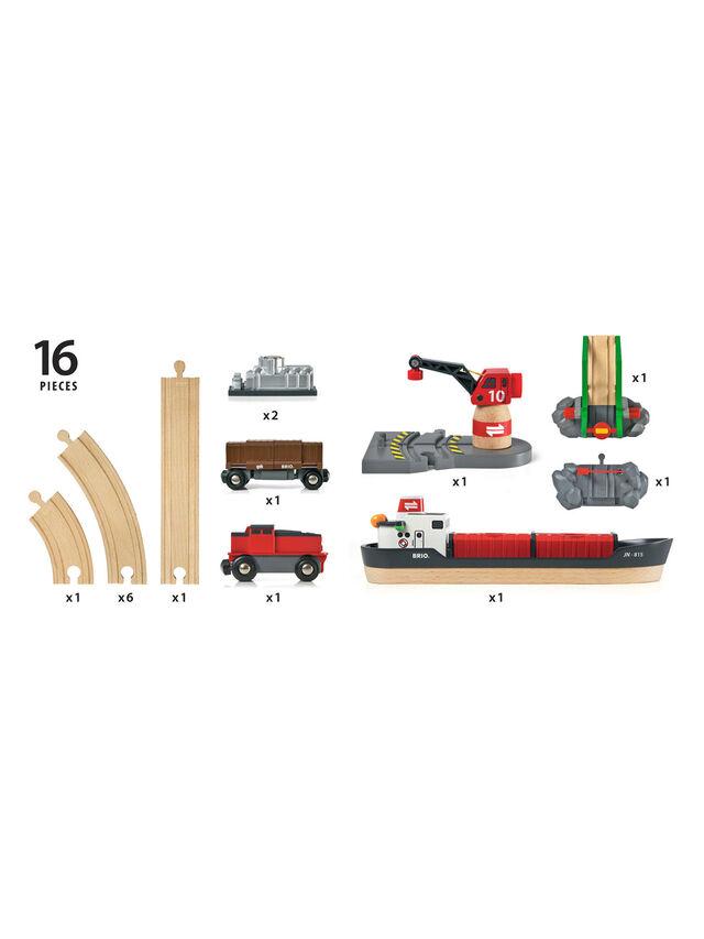 Cargo Harbour Set