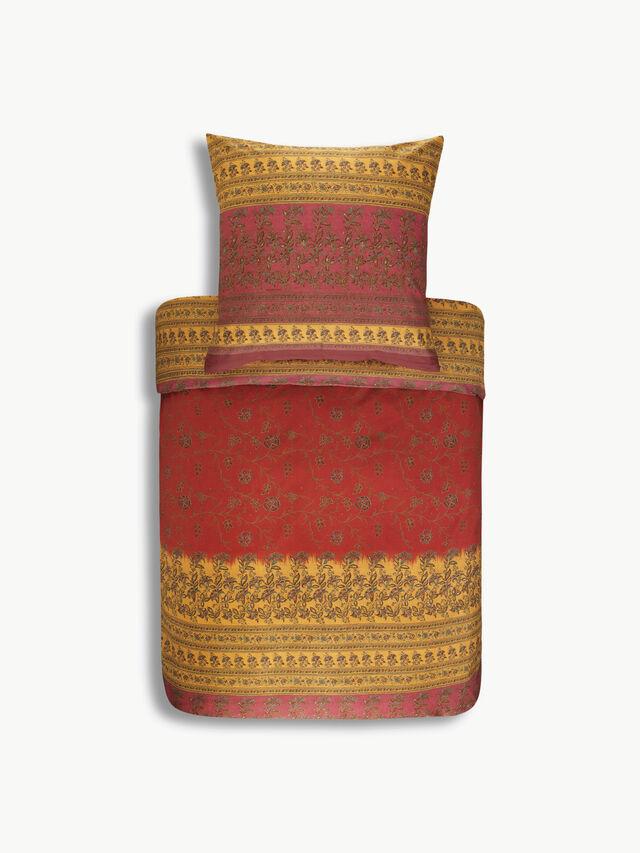 Montefano Rosso Single Duvet Cover