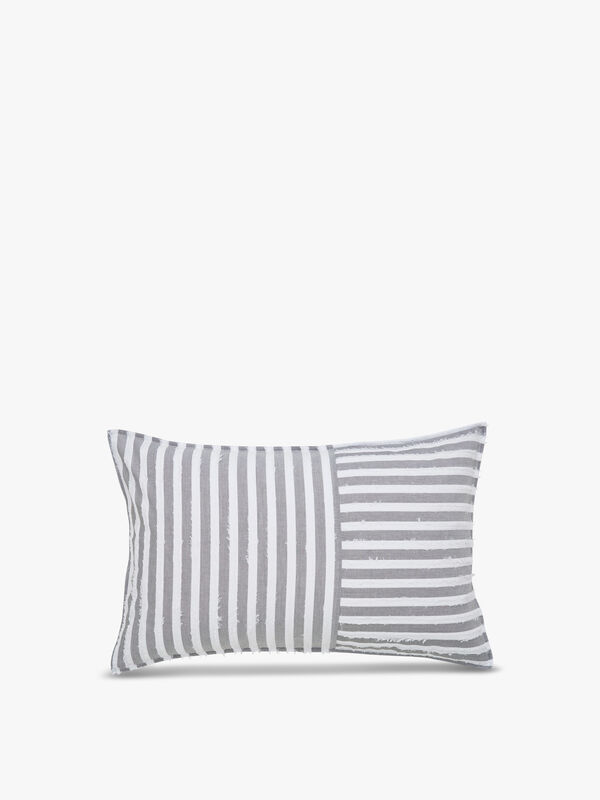 Clipped Squared Pillowcase
