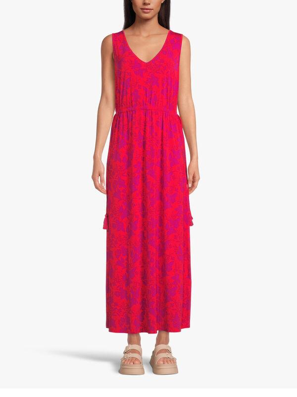 Leopard Print Shirt Dress with Waist Tie