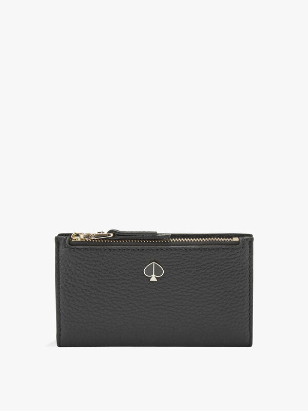 Polly Small Slim Bifold Wallet