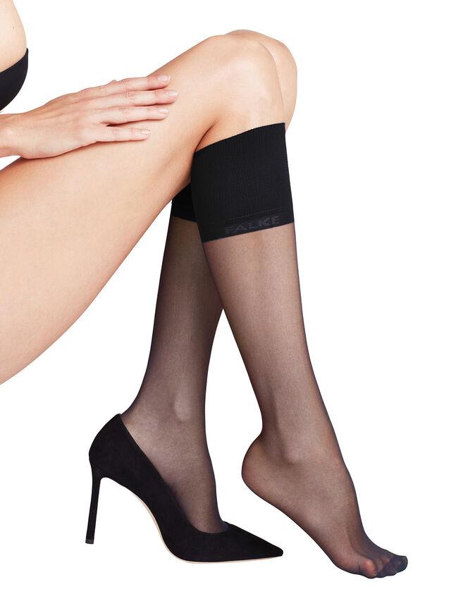 Pure Matt 20 Denier Knee-High Socks