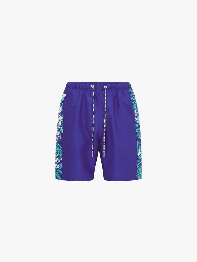 Aloha Mid Length Swim Shorts
