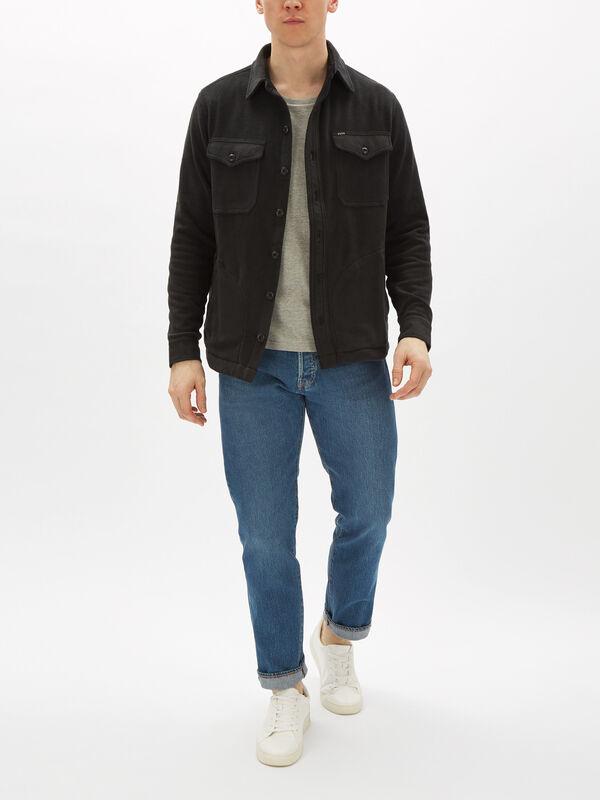 Fleece Overshirt