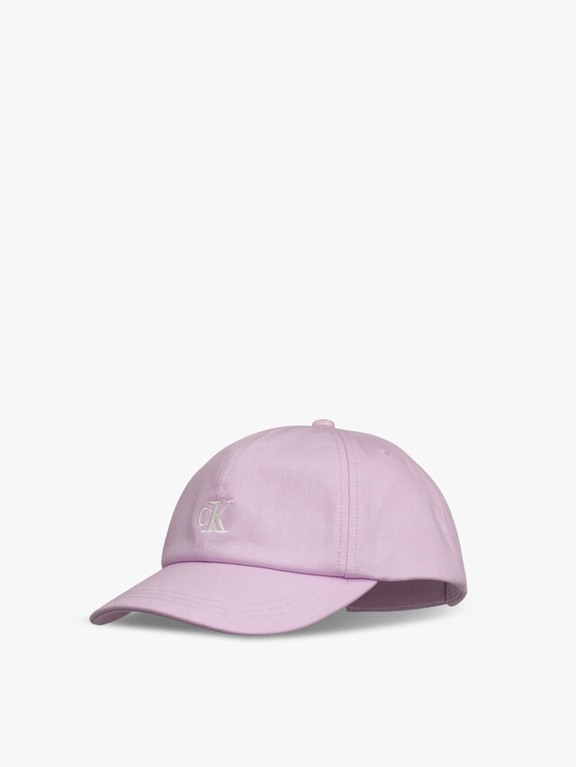Monogram Baseball Cap-G
