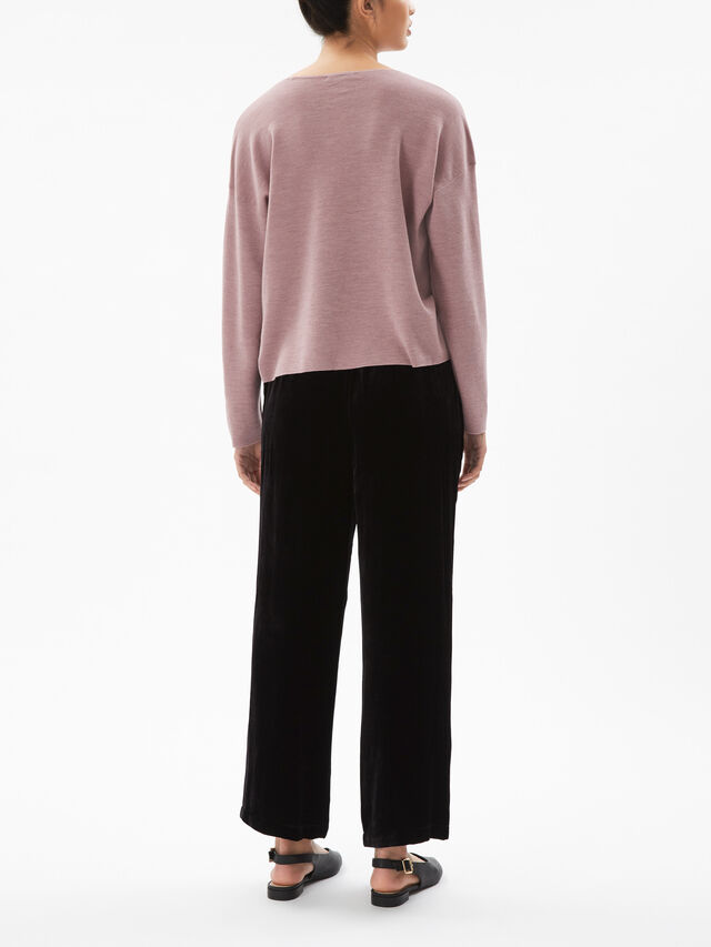 Wide Ankle Pants