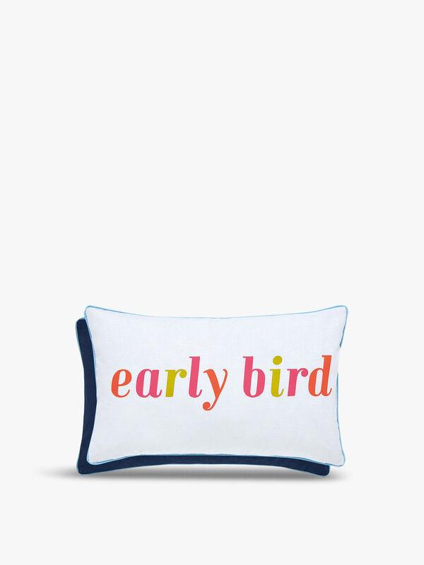 Early Bird Cushion