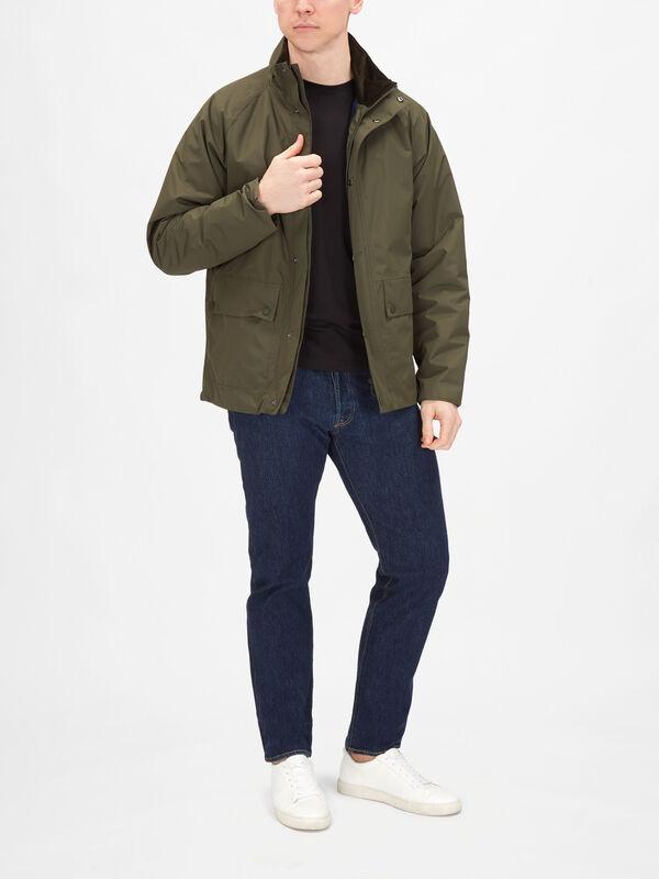 Barbour Brem Waterproof Jacket