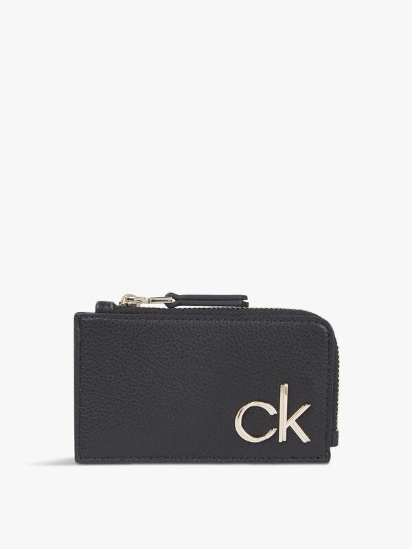 CK Shadow Cardholder With Zip