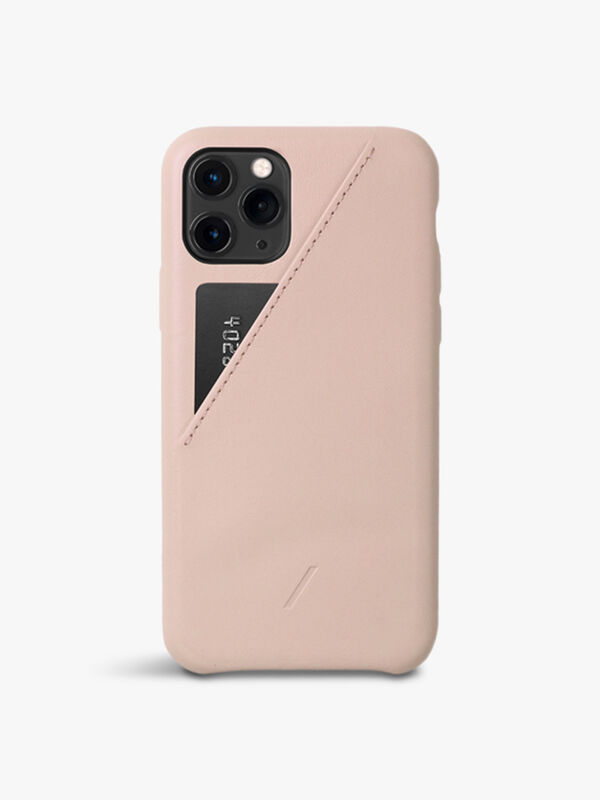 Clic Card iPhone Xr Case Rose
