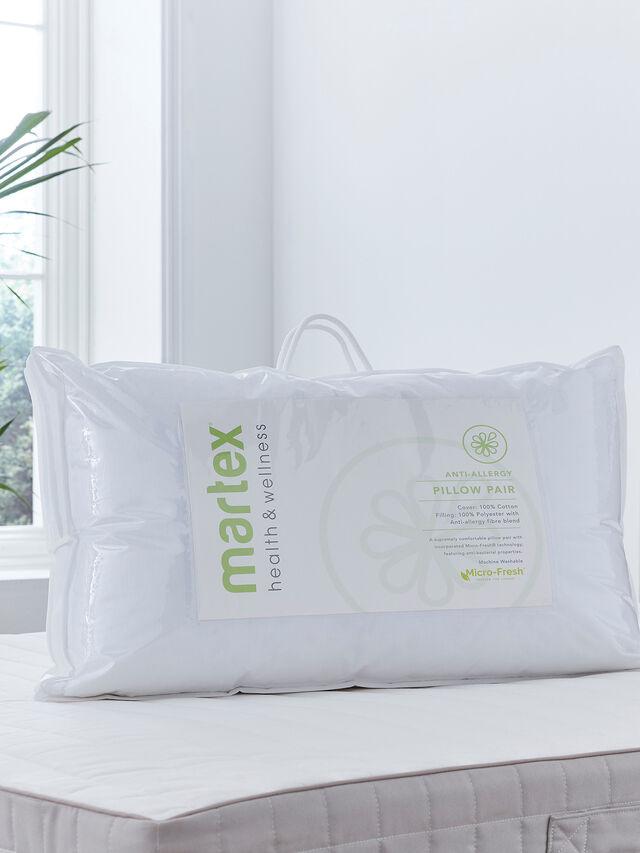 Anti Allergy Pillow Pair