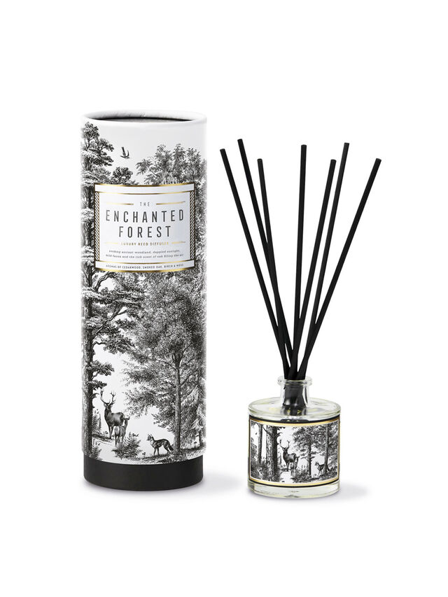 The Library Fine China Scented Candle