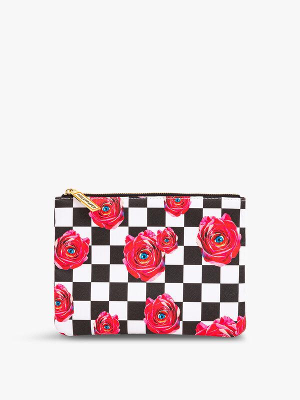 Cosmetic Bag Roses