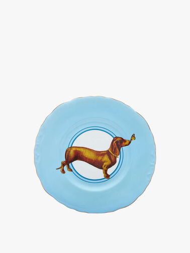 Posh Puppy Plate