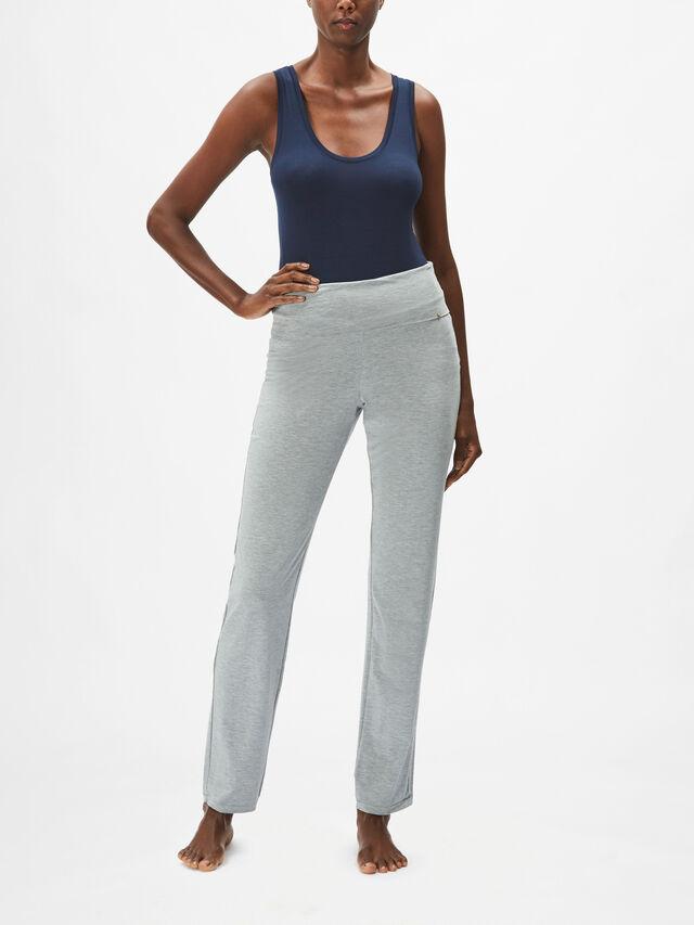 Yoga Foldover Waist Pants
