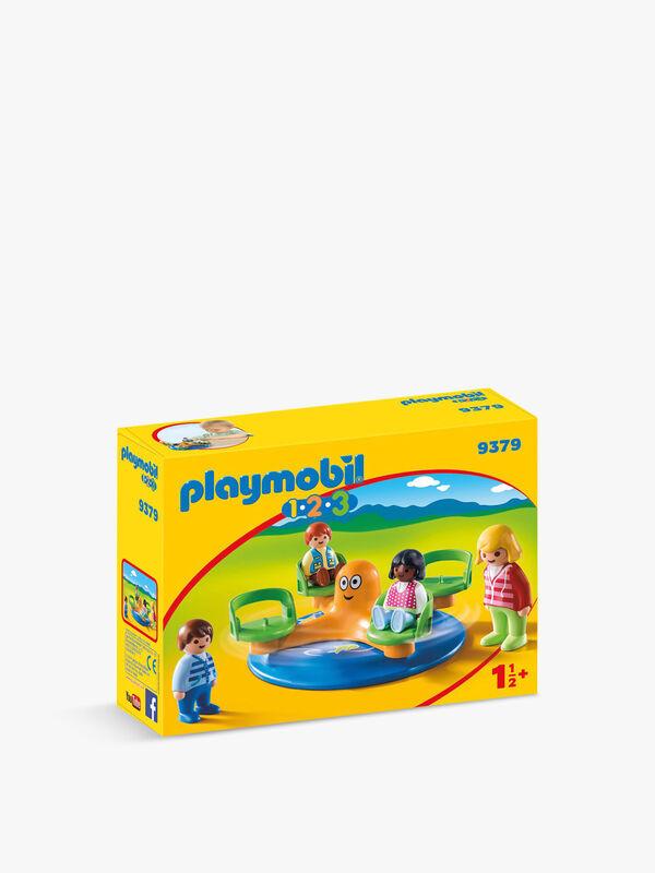 1.2.3 Children's Carousel