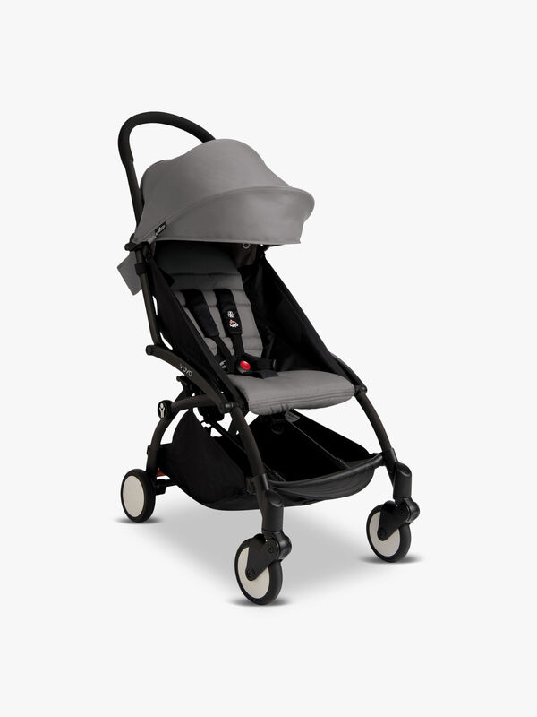 BABYZEN Frame & 6+ Colour Pack In Grey