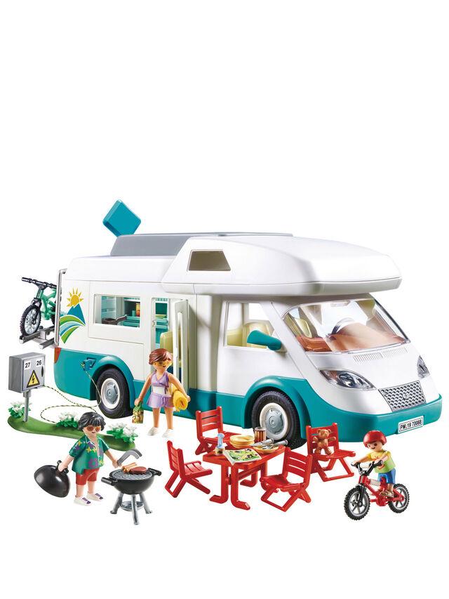 Family Fun Family Camper