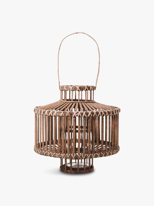 Bamboo Lantern Small