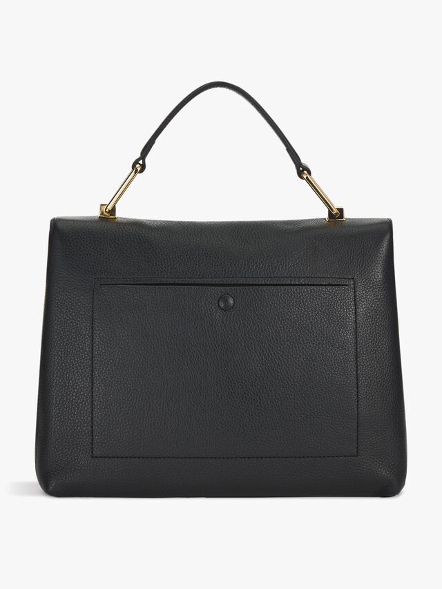 Liya Top Handle Bag